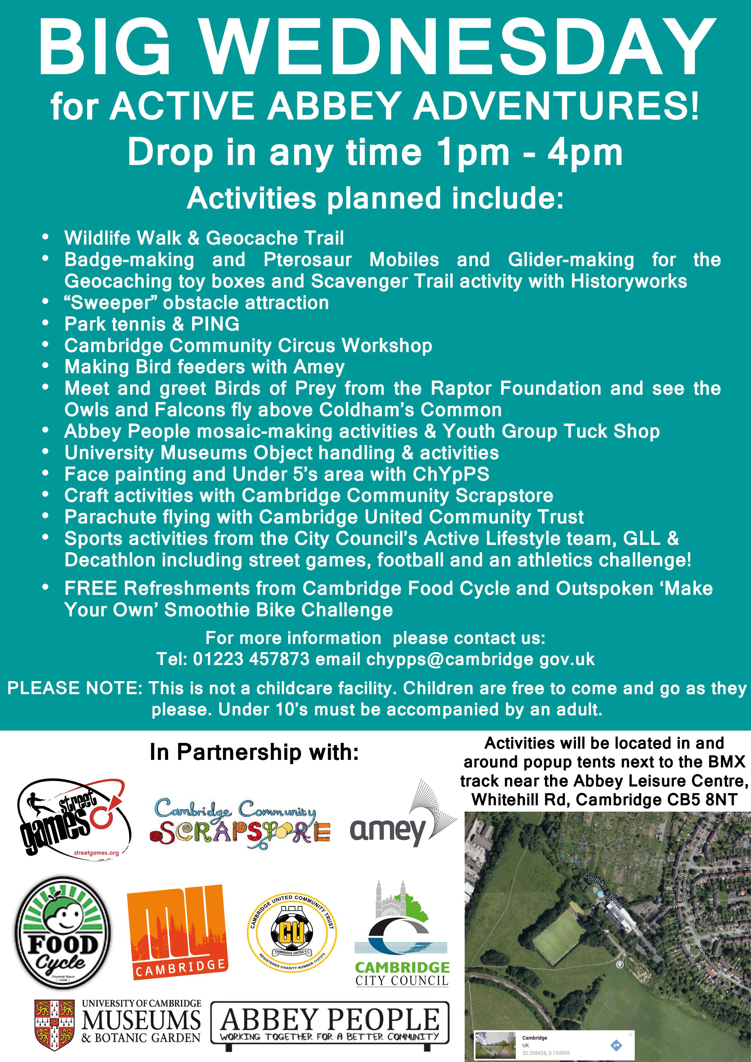 Big Wednesday On Coldham S Common Creating My Cambridge