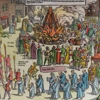 Tudors: Burning Bucer