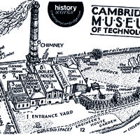 Illustration: BEACON HISTORY TRAIL LAUNCH AT CAMBRIDGE MUSEUM OF TECHNOLOGY ON RIVERSIDE