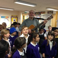 Horrible Histories Style Songwriting Workshop with Dave Cohen