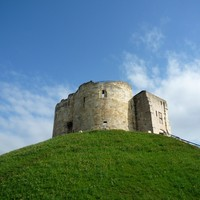 Illustration: York Castle Project.  Understanding Clifford's Tower in Context
