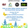 Projects: Abbey Environment Day - Sat 13th April 11am to 1pm - All Welcome!