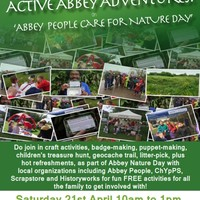 Active Abbey Adventures!