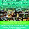 Event: BIG WEDNESDAY on COLDHAM'S COMMON