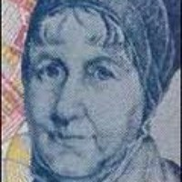 Illustration: HISTORICAL WOMEN ON OUR £ NOTES CAMPAIGN