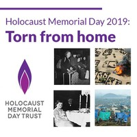 Illustration: Holocaust Memorial Day 2019 Theme Announced