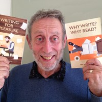 Illustration: Michael Rosen's Workshop for Teaching Professionals - Wednesday 16th January