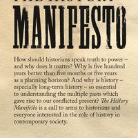 Illustration: A History Manifesto