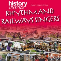 Illustration: Railway Singers & 2 Movement Sessions in October