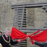 Illustration: Romsey 'R' Unveiling