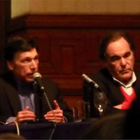 Illustration: OLIVER STONE & PETER KUZNICK DISCUSS 'UNTOLD HISTORY OF THE UNITED STATES'