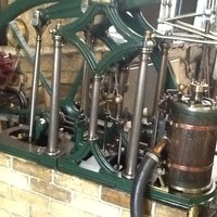 'Twilight at the Museum: Sounds of Steam' at Cambridge Museum of Technology CB5 8LD