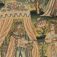 Embroideries and the Stuart Period