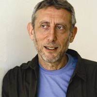 Illustration: Michael Rosen's Workshop for Teaching Professionals - The Pleasure of Reading & Writing is postponed due to Covid19