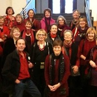 Illustration: WOMEN OF NOTE, COMMUNITY CHOIR, IS RECRUITING SINGERS THIS AUTUMN!
