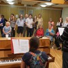 Projects: Rhythm and Railways Singers Celebrate National Poetry Day!