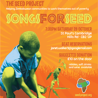 Illustration: ReSound Concert on 28th October as fundraiser for SEED charity