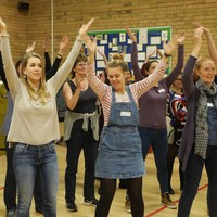 Illustration: Singing & Movement Workshop with Sing Community CHoir