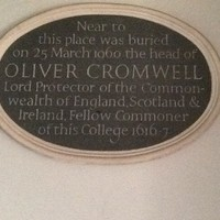 Oliver Cromwell: Cromwell's Head