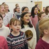 Projects: Rhythm and Railways Song and Movemnet Rehearsals with St Matthew's School Choir