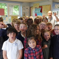 St Luke's CofE Primary School Year 5's Fitzwilliam Lions Songs & Poems