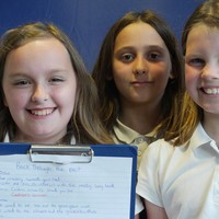 St Philip's CofE Primary School Year 5's Coprolite Mining Songs & Poems