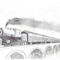 RAILWAY HISTORY OF CAMBRIDGE