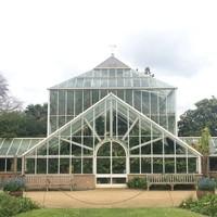 Botanic Garden - Present Site in 1846