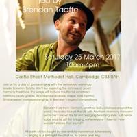 Illustration: World Harmony Singing Workshop