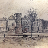 Cambridge Town Gaol (Jail)