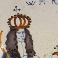 Delftware: Popularising the Monarchy