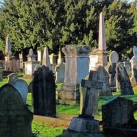 World War I: Histon Road Cemetery