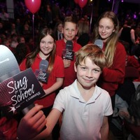 Sing for your School Celebratory Event