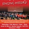 Event: SINGING HISTORY CONCERT: THE SOUNDS OF STEAM